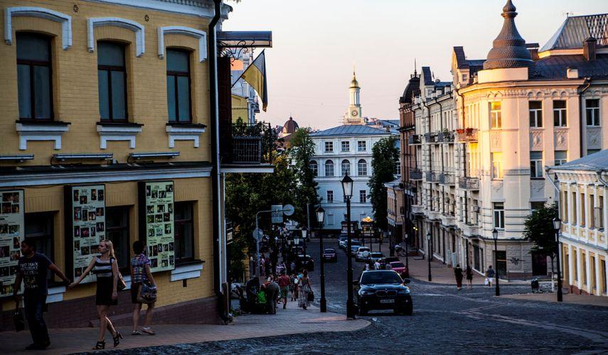 Выходные в Киеве (самый популярный тур)