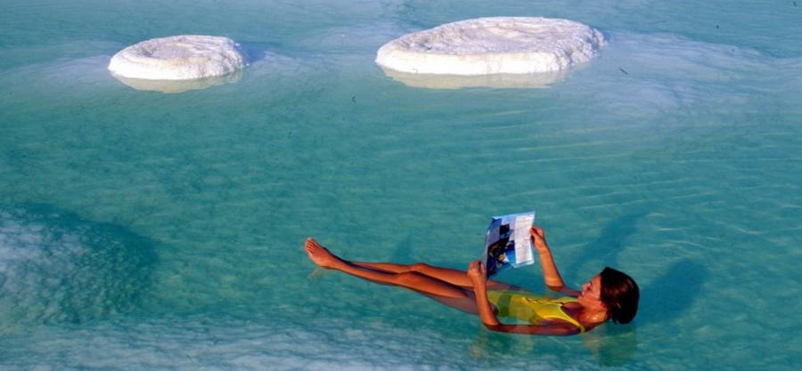 Два моря: лучший тур в Израиль