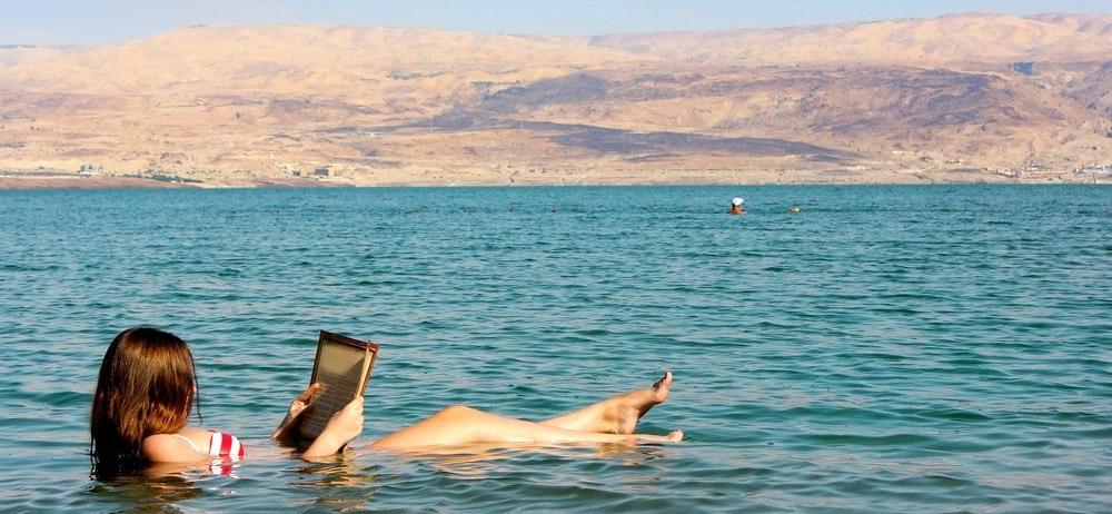 Иордания: 2 моря (Мертвое и Красное)