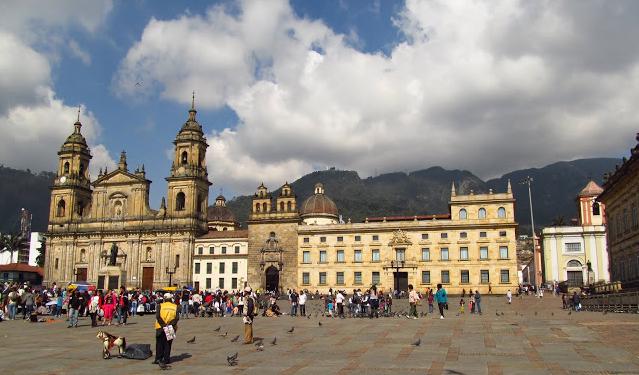 Традиционная Колумбия