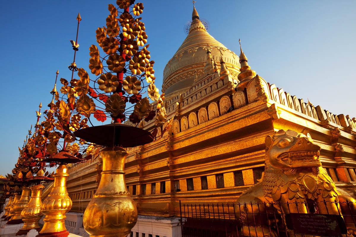 Выходные в Мьянме (БАГАН по программе)