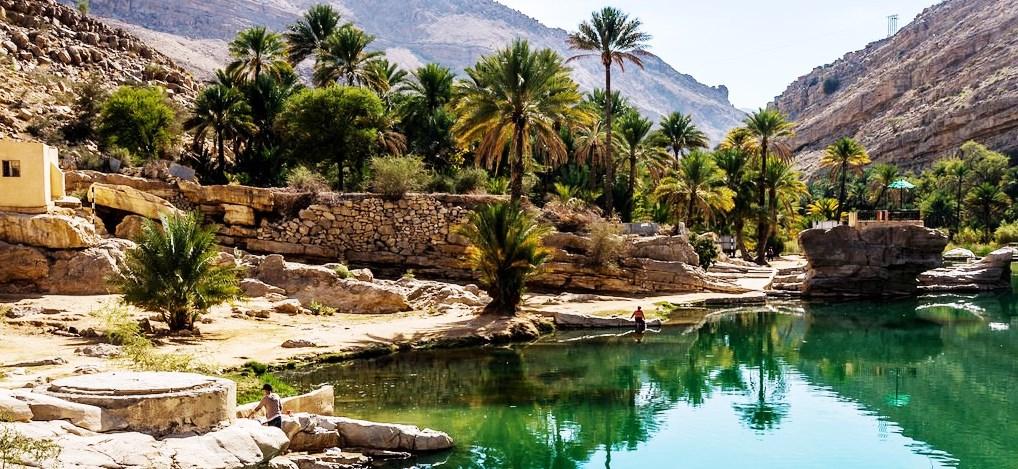 Оазис в пустыне – тур в Оман на 2 дня/1 ночь