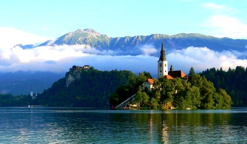 Викенд в Словении + Австрия! Автобусный тур от 155 евро