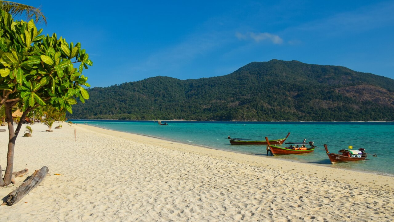 Каникулы твоей мечты на пляже Ко Липе