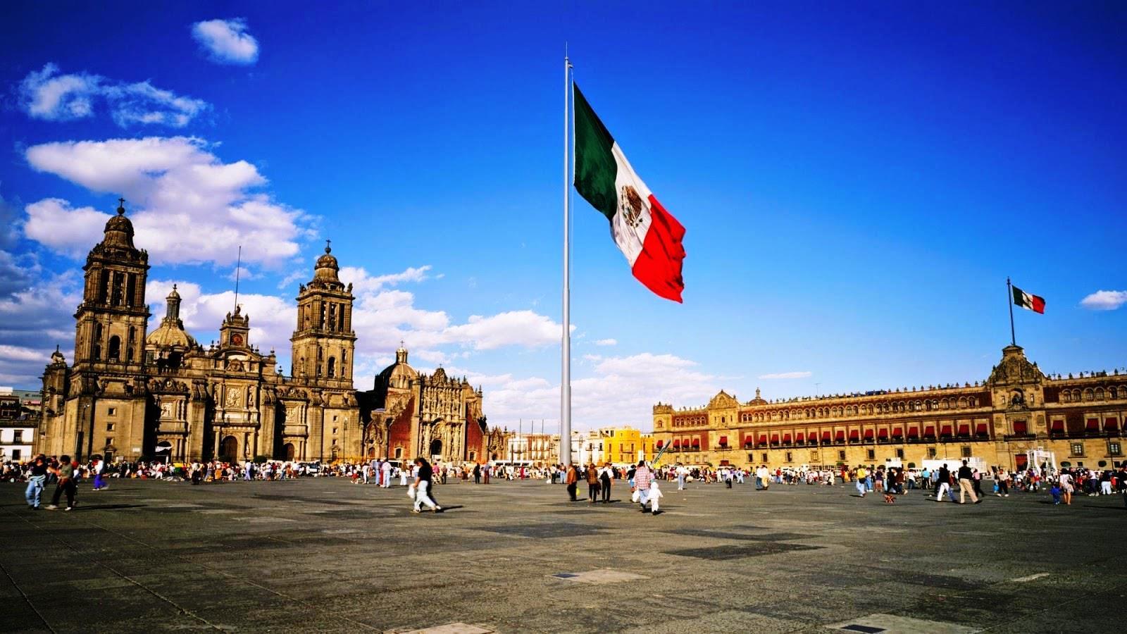 Мехико сити-тур с посещением Теотиуакана