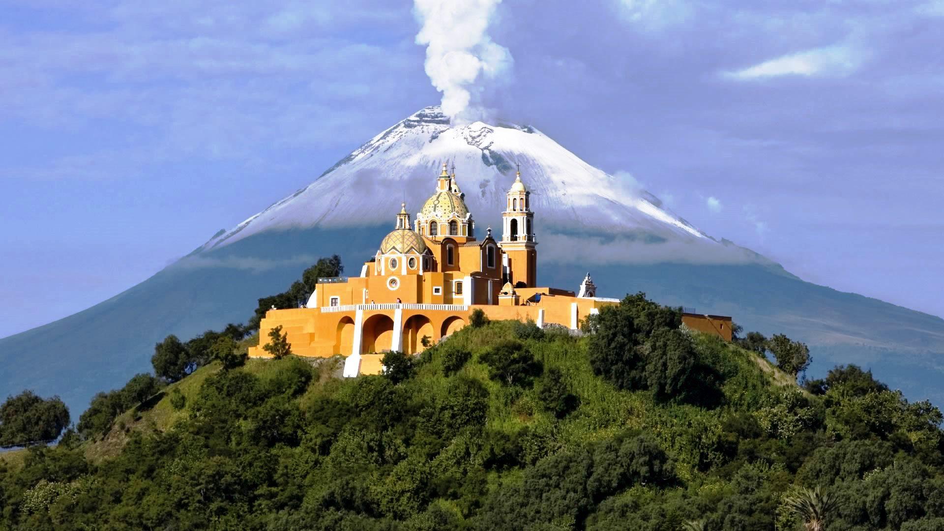 Тур в Мексику на майские Города Богов