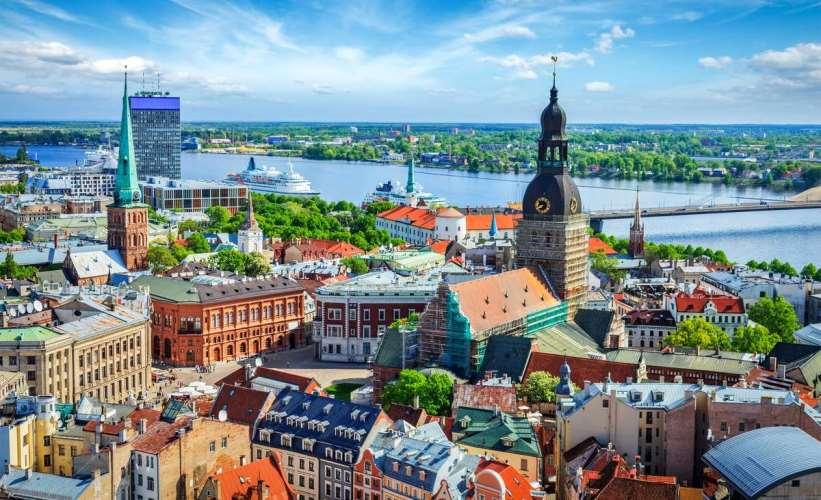 Очаровательная Рига + круиз в Стокгольм (корпоративный тур)