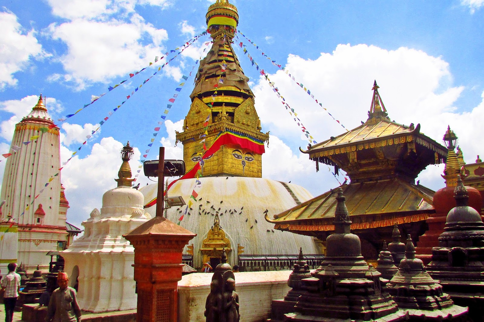 Затерянный горизонт! Групповой тур в Непал на 8 Марта!