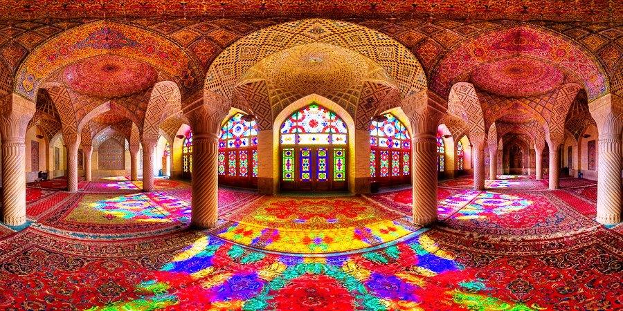 Скрытые сокровища Персии – знакомство с Ираном