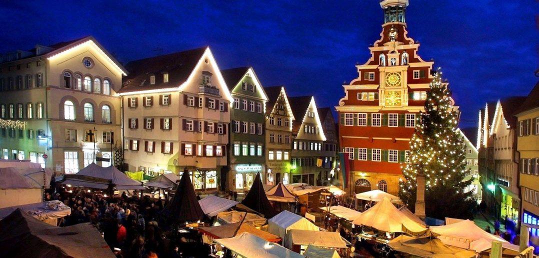 Новый год в Мюнхене! Праздничный авиатур в Баварию