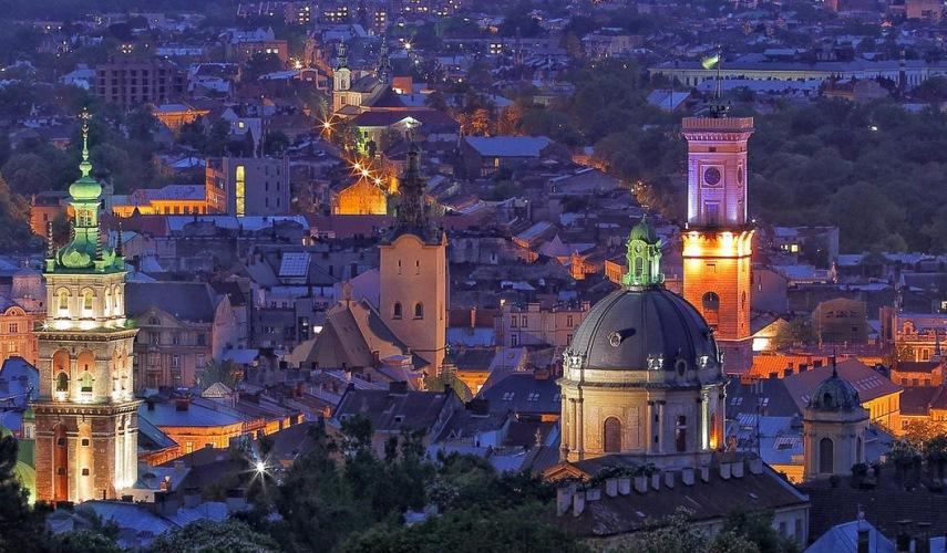 Добрые сны старинного города