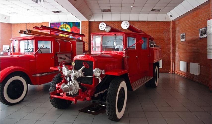 Тимбилдинг «Пожарный дозор»