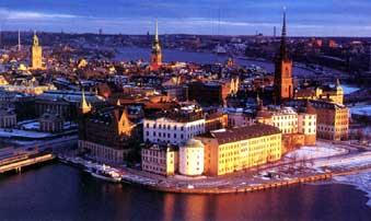 Очаровательный Стокгольм