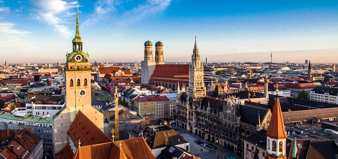 Бавария и Саксония – Мюнхен, Дрезден, замки!