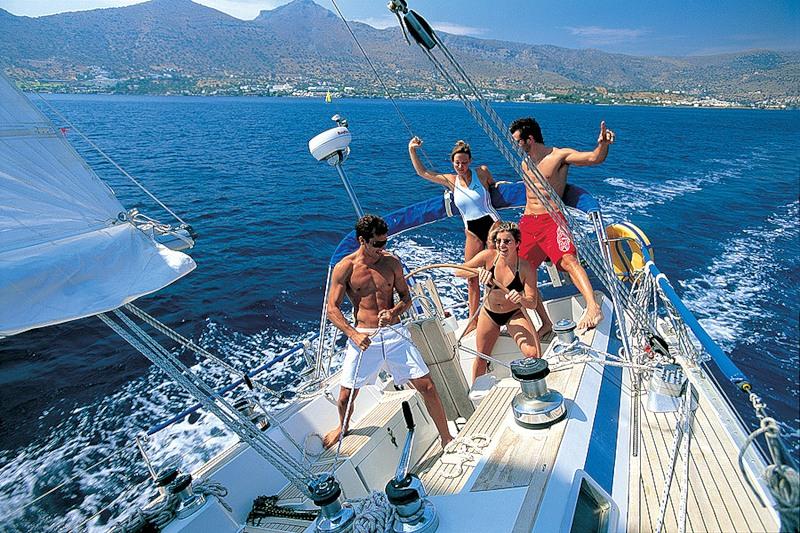 Яхтенная экспедиция «В поисках сокровищ на островах Греции»! Программа для корпоративных групп!