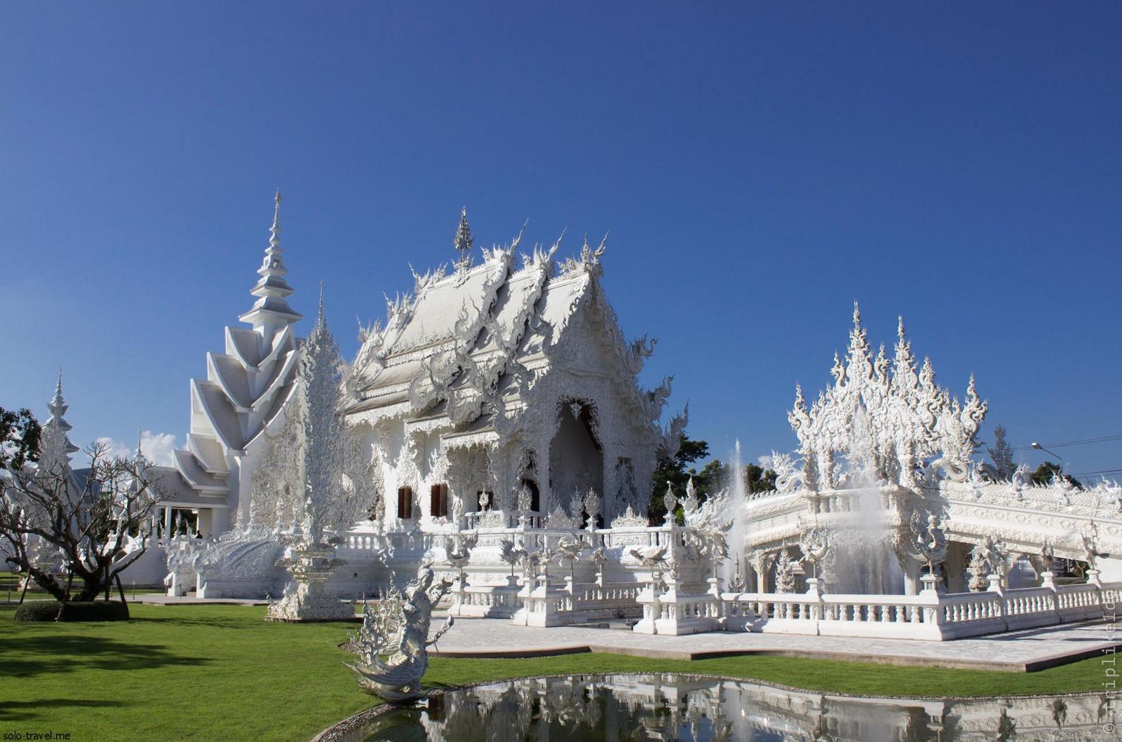 Север Таиланда- Чианг Май/ Чианг Рай