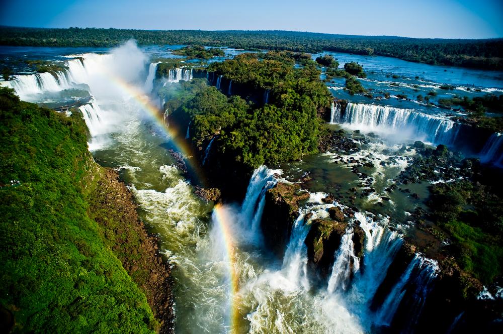 Дикая природа Аргентины: джунгли и водоемы Ибера