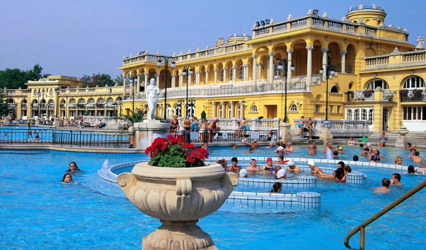 Майские праздники в БУДАПЕШТЕ+ВЕНА от 108 евро!!!