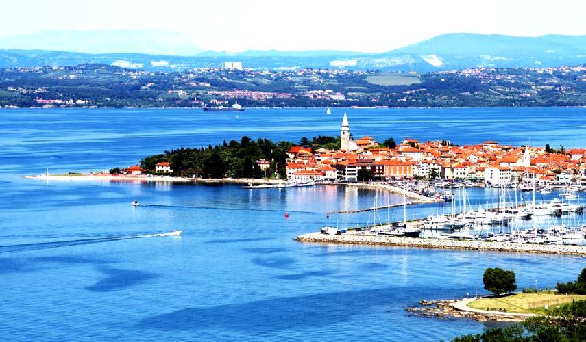 Адриатическое побережье Словении! Авиа тур
