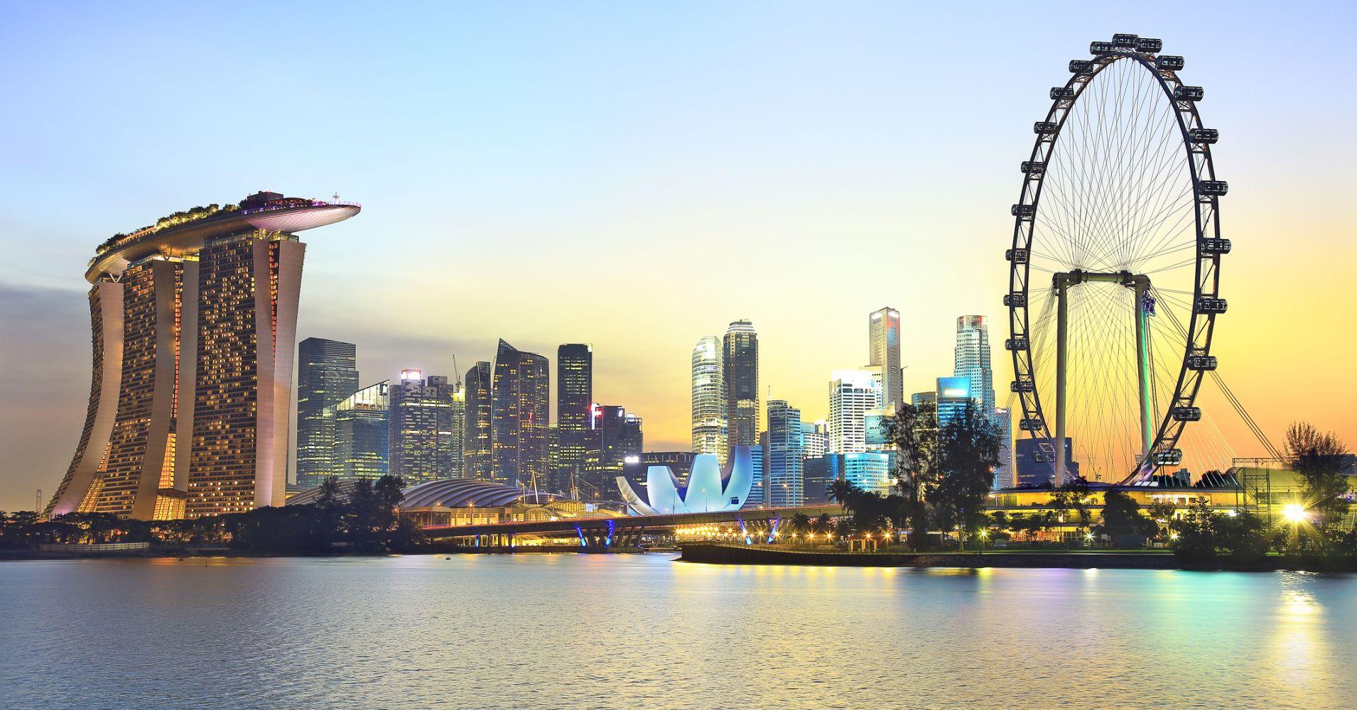 Невероятный Микс (Малайзия+Сингапур)