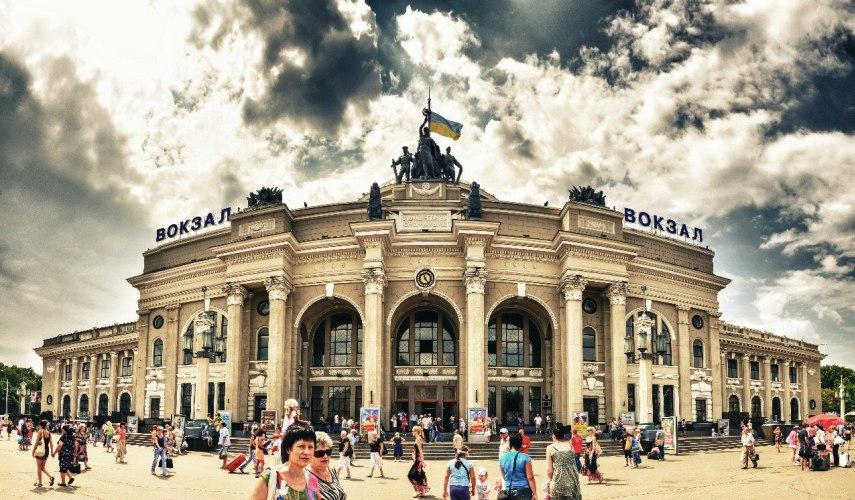 Выходные в Украине: Киев + Одесса