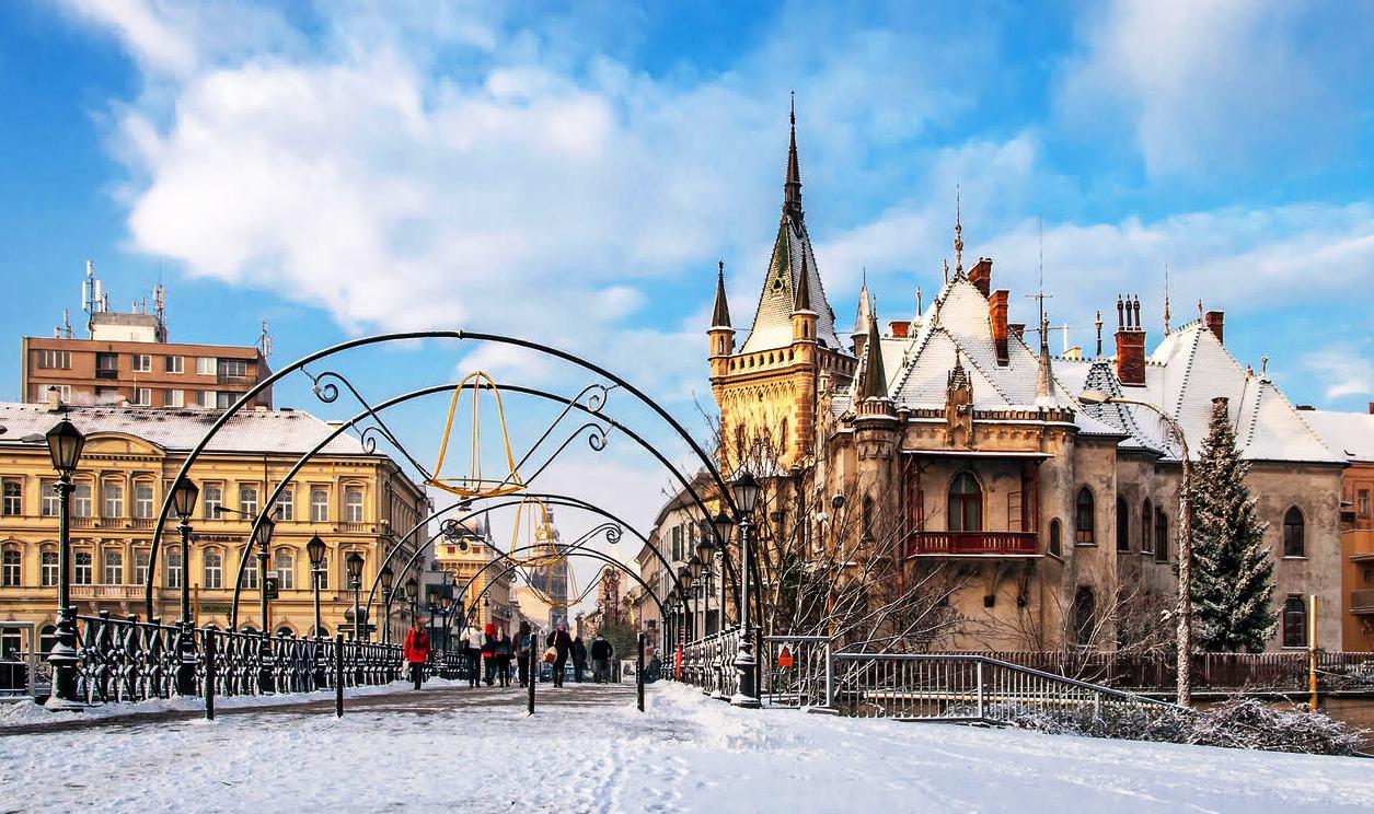 Сказочная Словакия на Новый год 2020 – рекомендовано для детей!