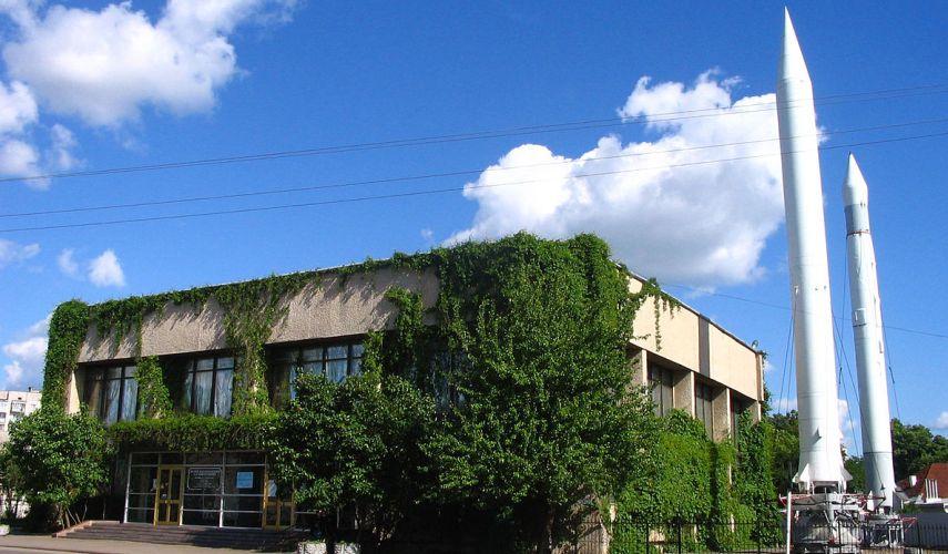 ВЫХОДНЫЕ В КИЕВЕ + музеи янтаря и космонавтики