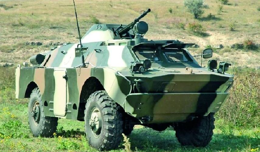 Adventure weekend in Ukraine: Riding on armored reconnaissance patrol car, visiting Museum of Missile Forces and excursion to Chernobyl!(5 days / 4 nights)