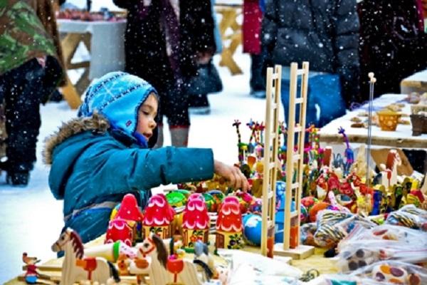 Рождество 2019 в Минске, 3 дня
