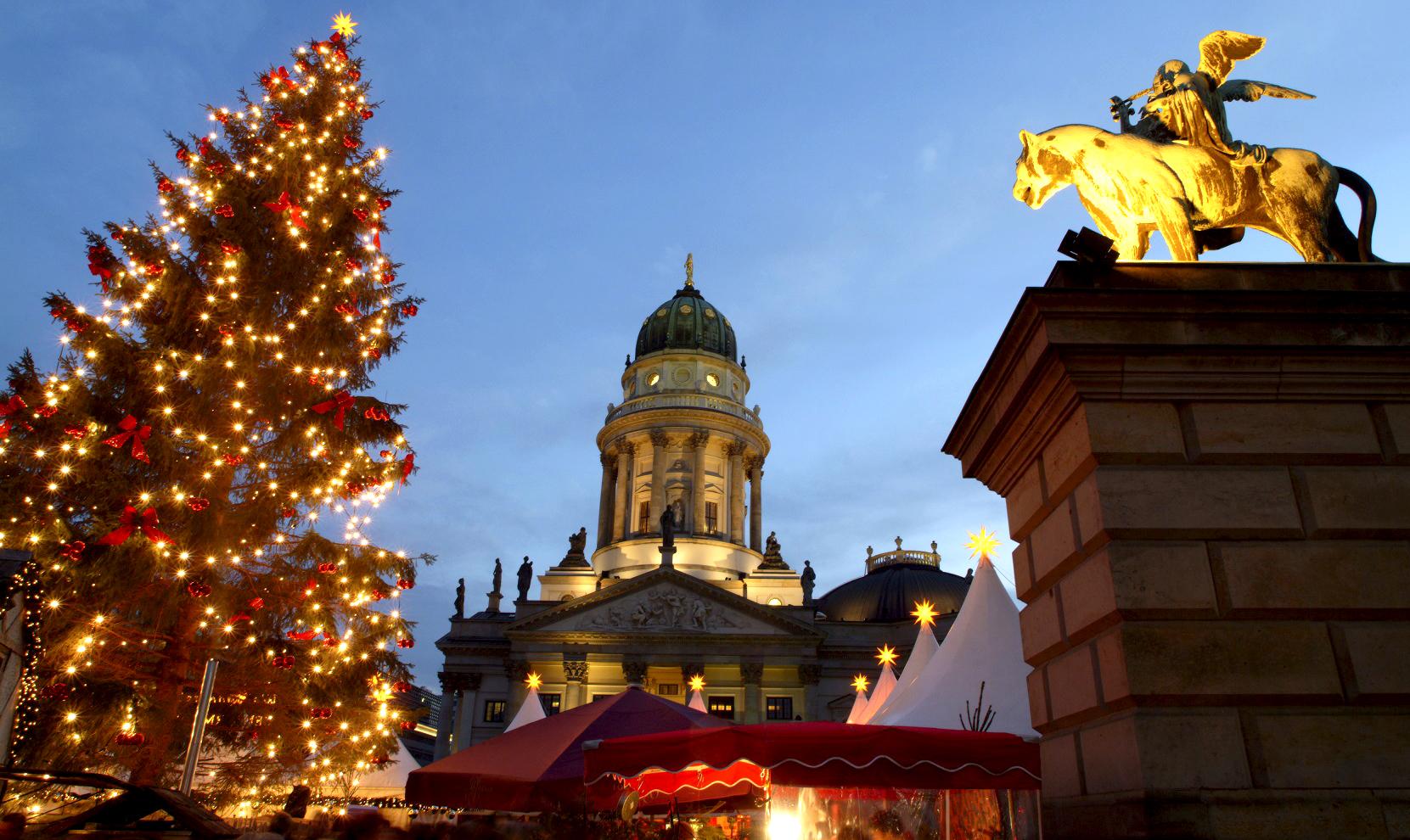 Рождественские ярмарки Вроцлава, Берлина, Дрездена! Раннее бронирование!