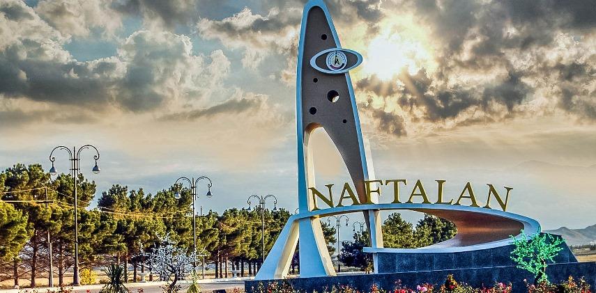 Лечебный курорт Нафталан