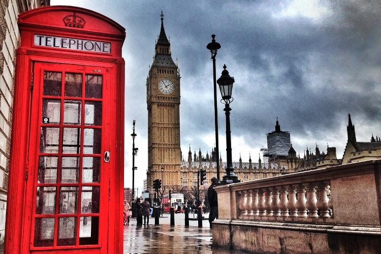 Выходные в Лондоне (5 дней/4 ночи), без экскурсий