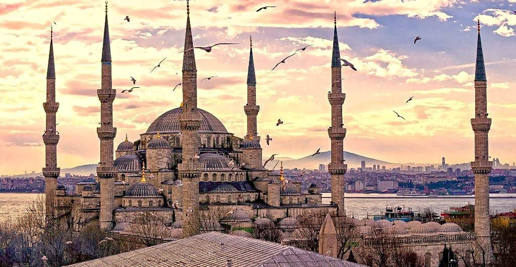 «Клады легендарного султаната» квест в Стамбуле