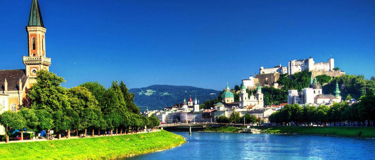 Блиц Мюнхен и Зальцбург + Будапешт