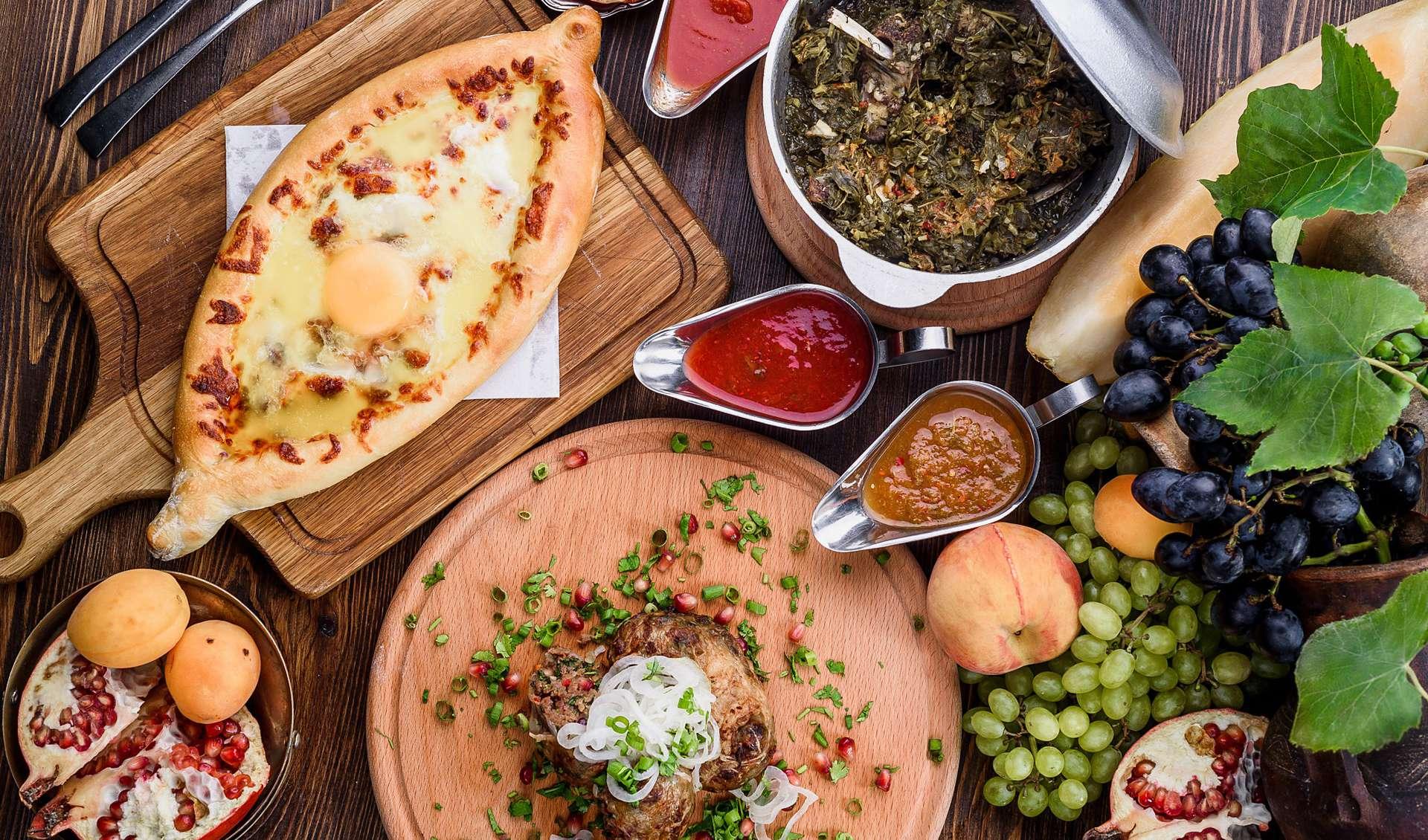 Кулинарный Квест: «Потерянные ингредиенты» в Грузии
