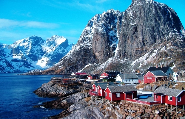 Фьорды Норвегии и Осло (самый экономный тур)
