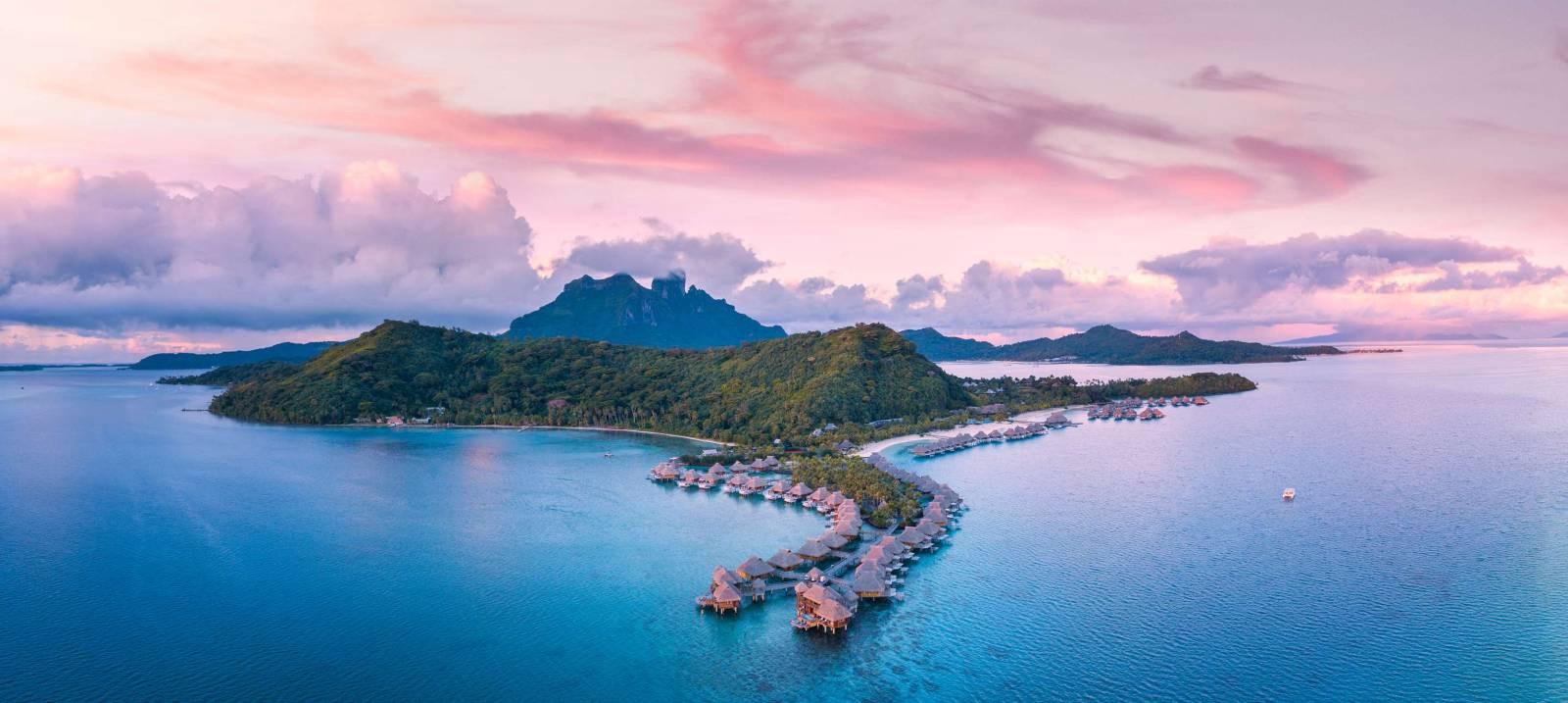 Полинезийская кругосветка или Вокруг света за 21 день