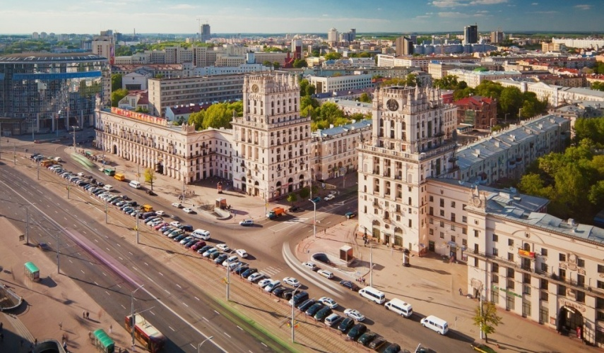 Белая Русь: Минск-Замки на 3 дня (без Дудутки)
