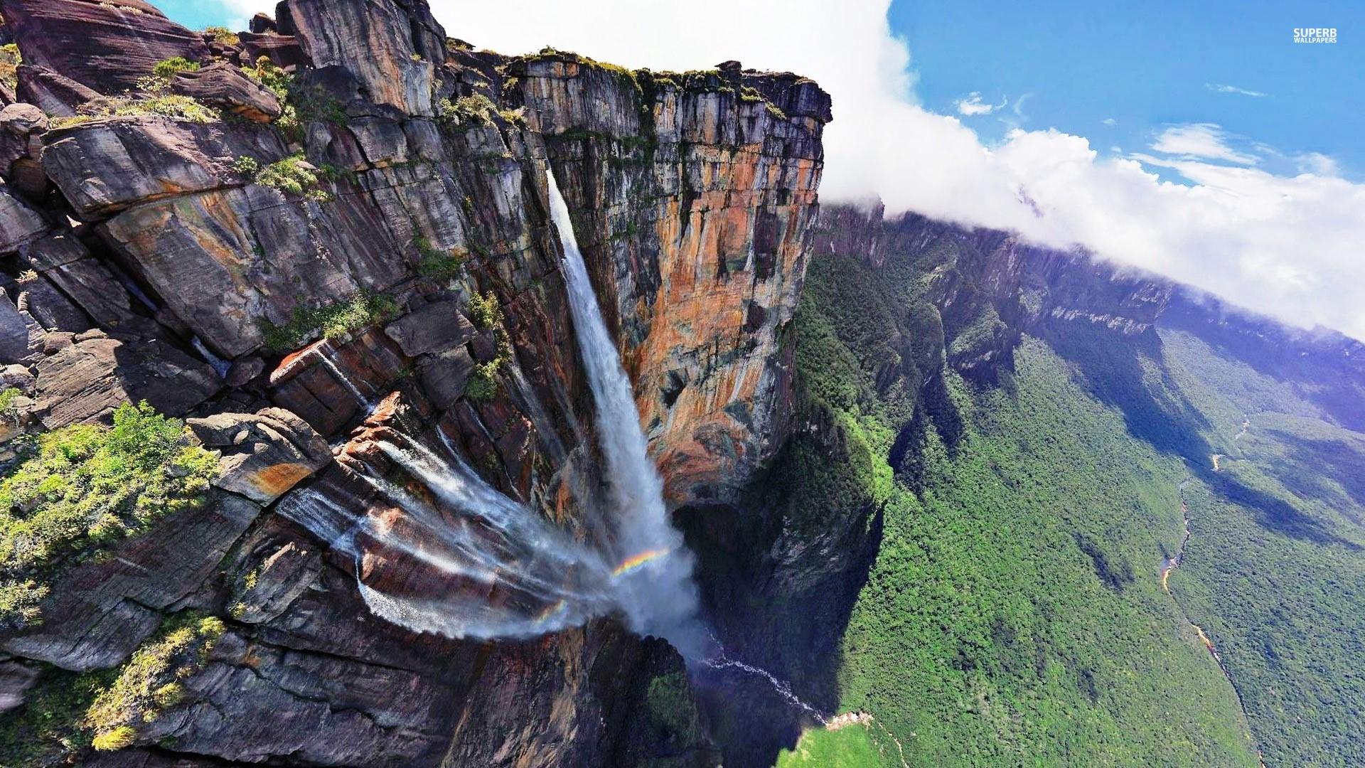 Большое путешествие по северу Южной Америки:  Венесуэла-Тринидад и Тобаго – Гайана – Суринам и Французская Гвиана»