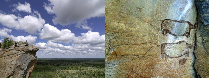 Край Земли в Ботсване