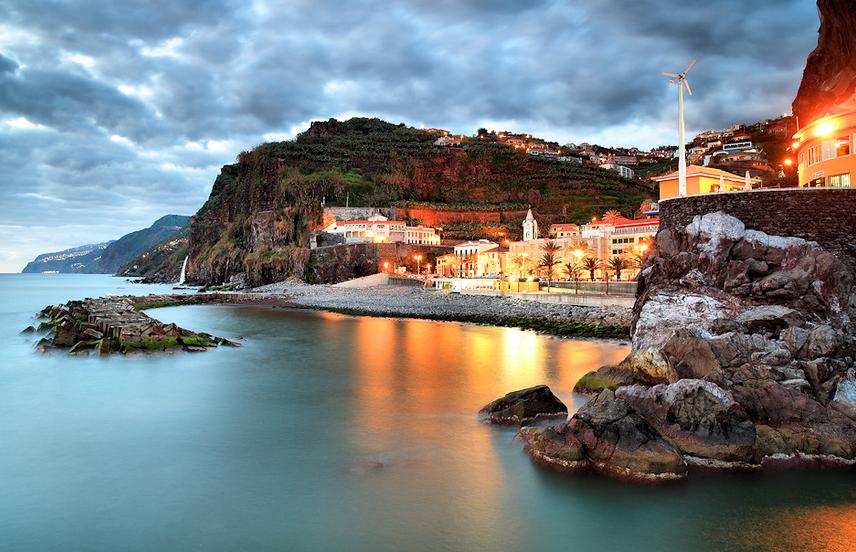 Великолепная Мадейра + отдых на острове Порту Санто 12 дней/11 ночей – групповой тур. Новинка!!!