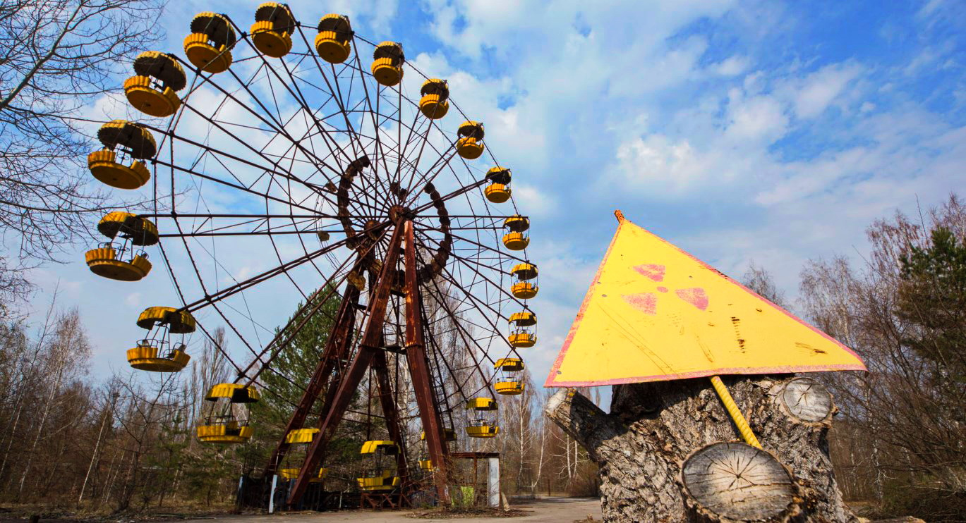 Груповий одноденний тур в Чорнобиль