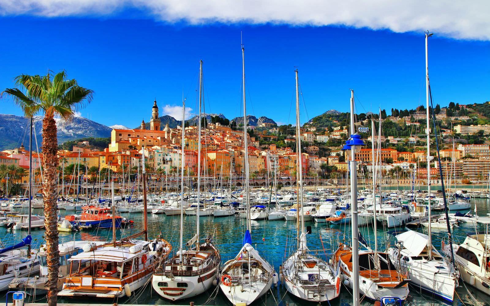 Лазурное побережье Франции, Прованс, винные Шато и Монако