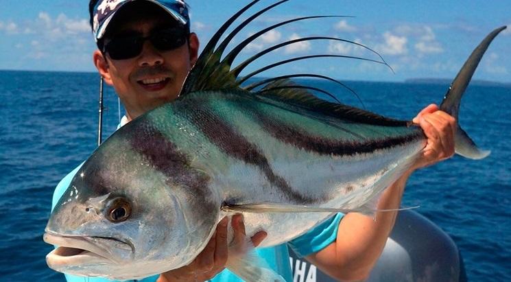 Рыбалка в Коста-Рике: Тарпон – Гаспар — Марлин