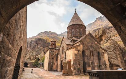 Майские 2021 в Армении с «Калипсо Украина». Тест за 48 часов до вылета!