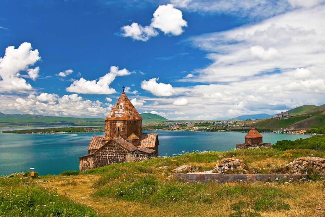 Путешествие с Калипсо по Армении