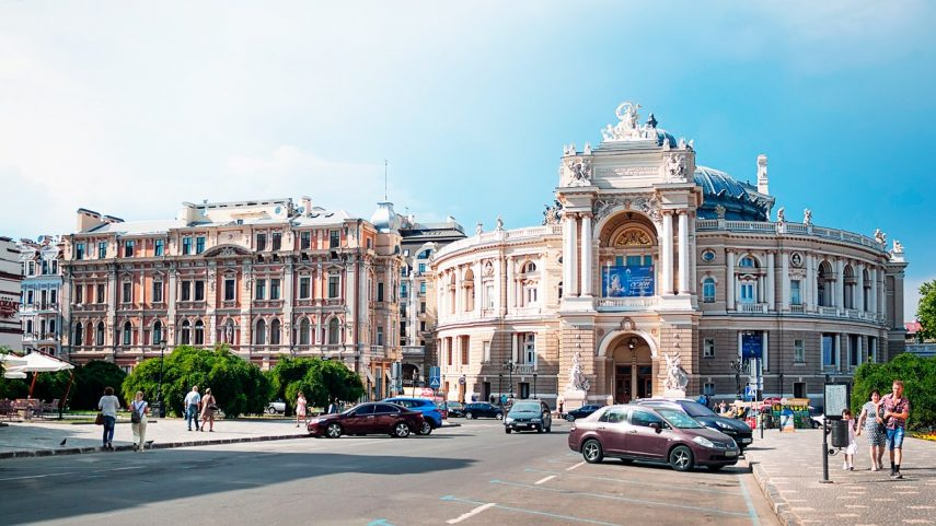 Туры в Одессу и Затоку