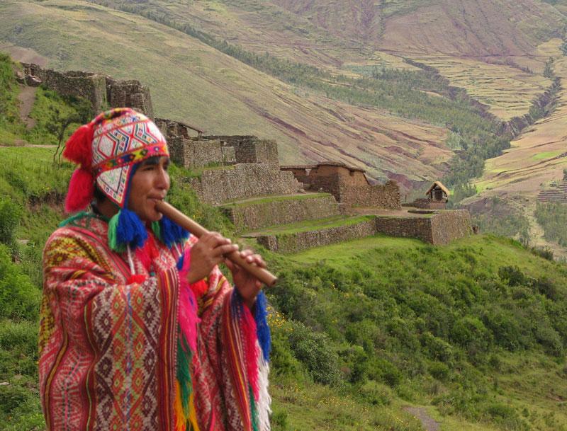 8 марта в Перу с Калипсо Украина