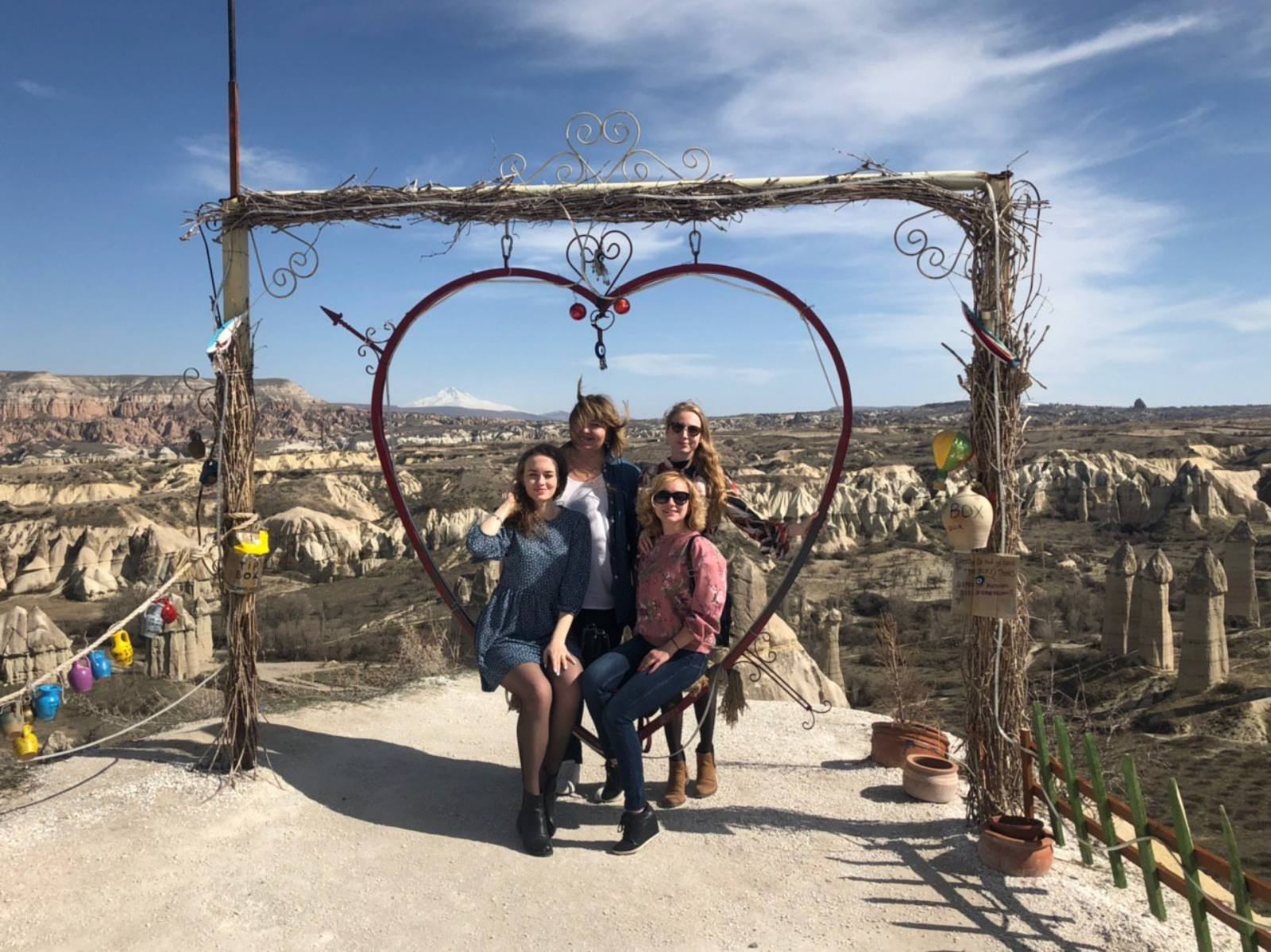 Туреччина на травневі свята — Казкова Каппадокія