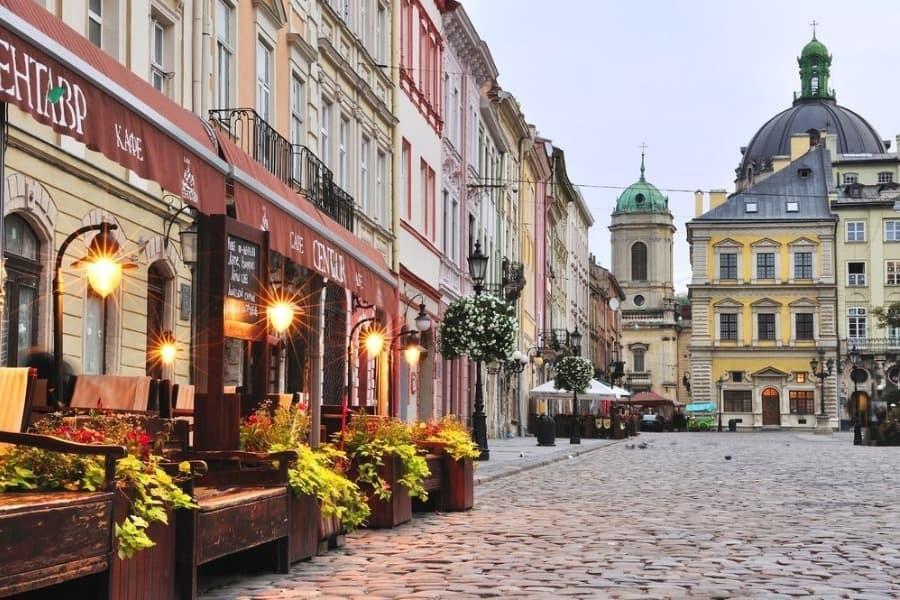 Львівська романтика — тур до Львову